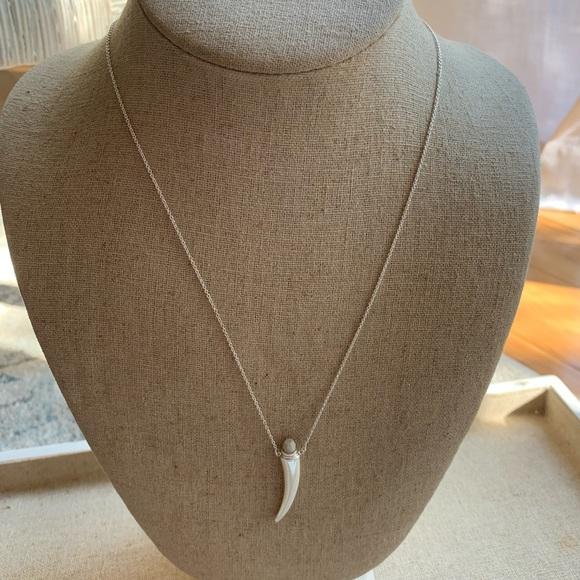 Stella & Dot Jewelry - Stella & Dot Delicate Horn Necklace